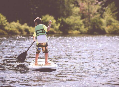 Les critères de choix d'un paddle gonflable